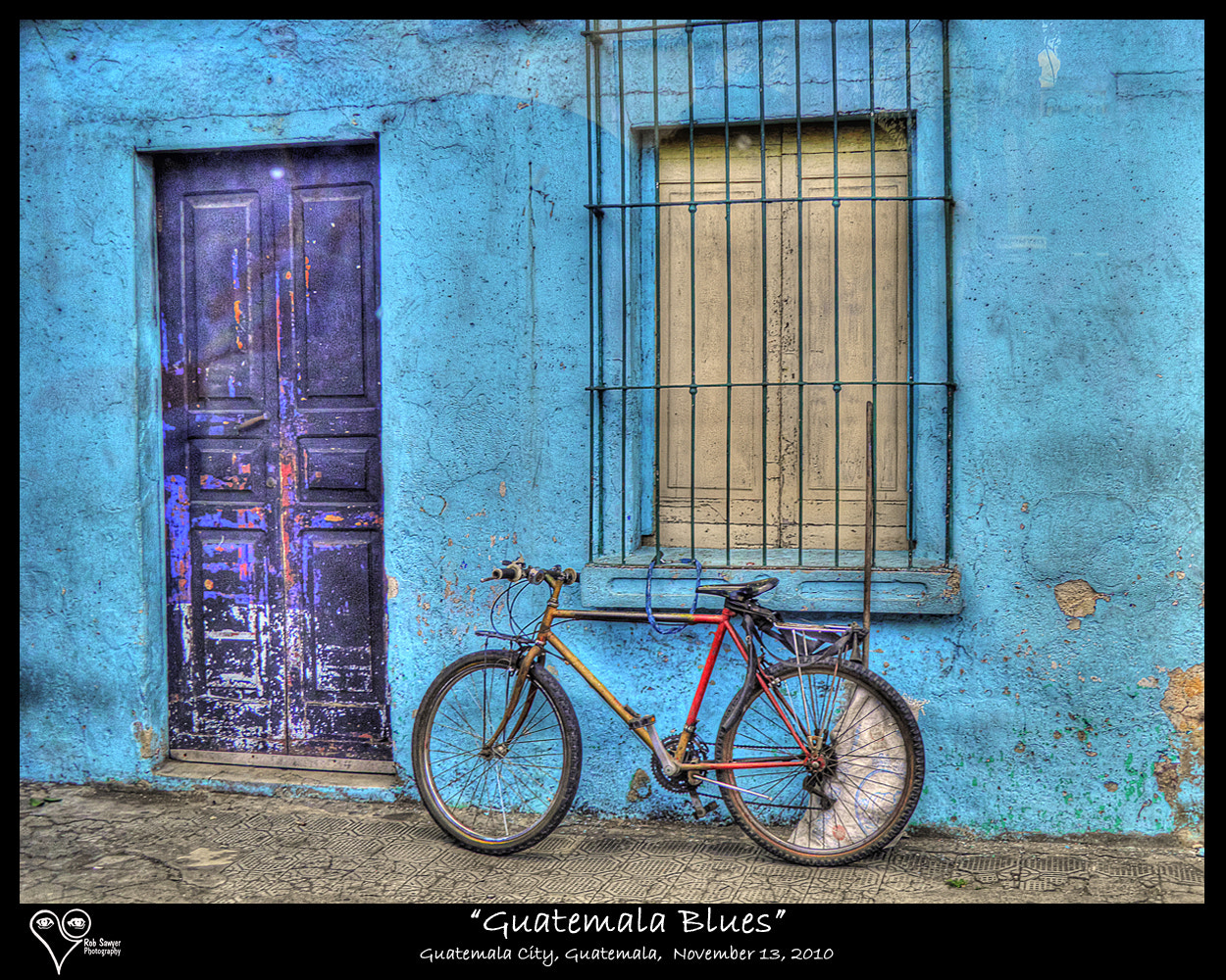 Photograph Guatemala Blues by Rob Sawyer on 500px