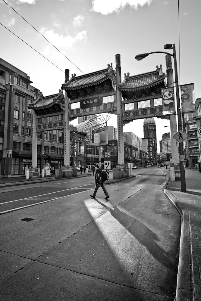 Photograph gates of chinatown by Mike Vorontsov on 500px