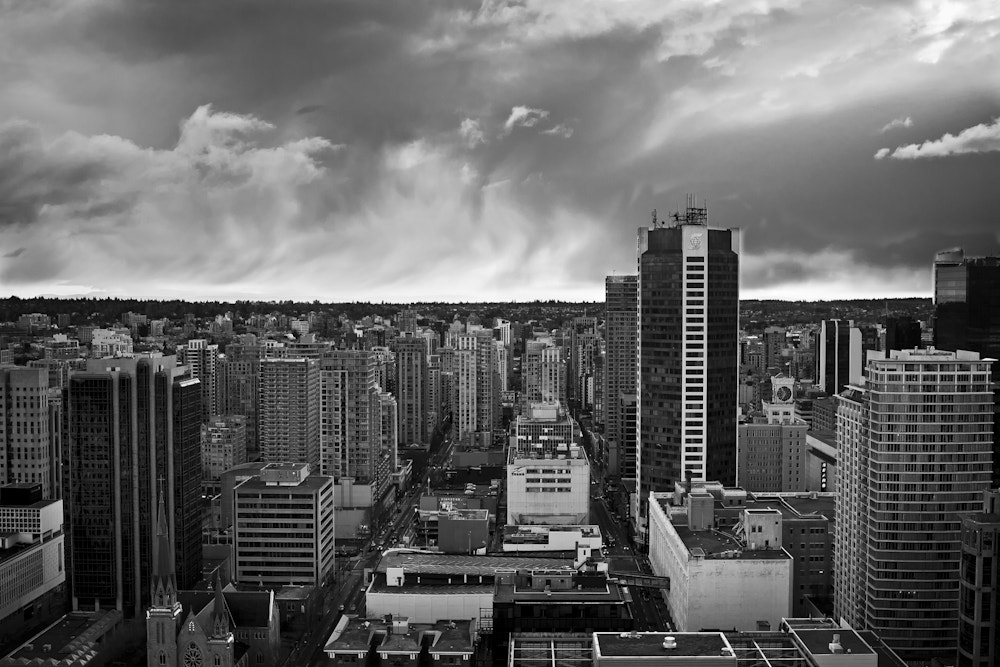 Photograph vancouver sky by Mike Vorontsov on 500px