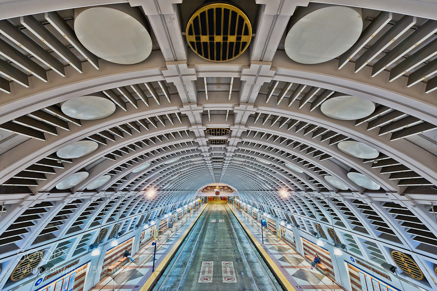Photograph Metro 2030 by Tyson Poeckh on 500px