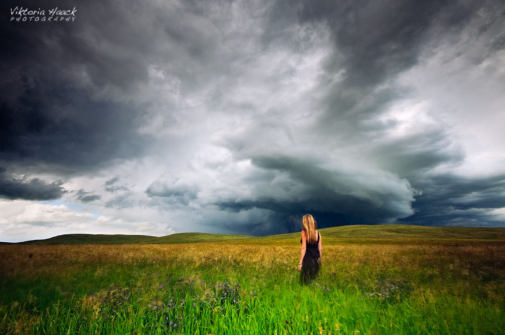 Photograph storm chaser by Viktoria Haack on 500px
