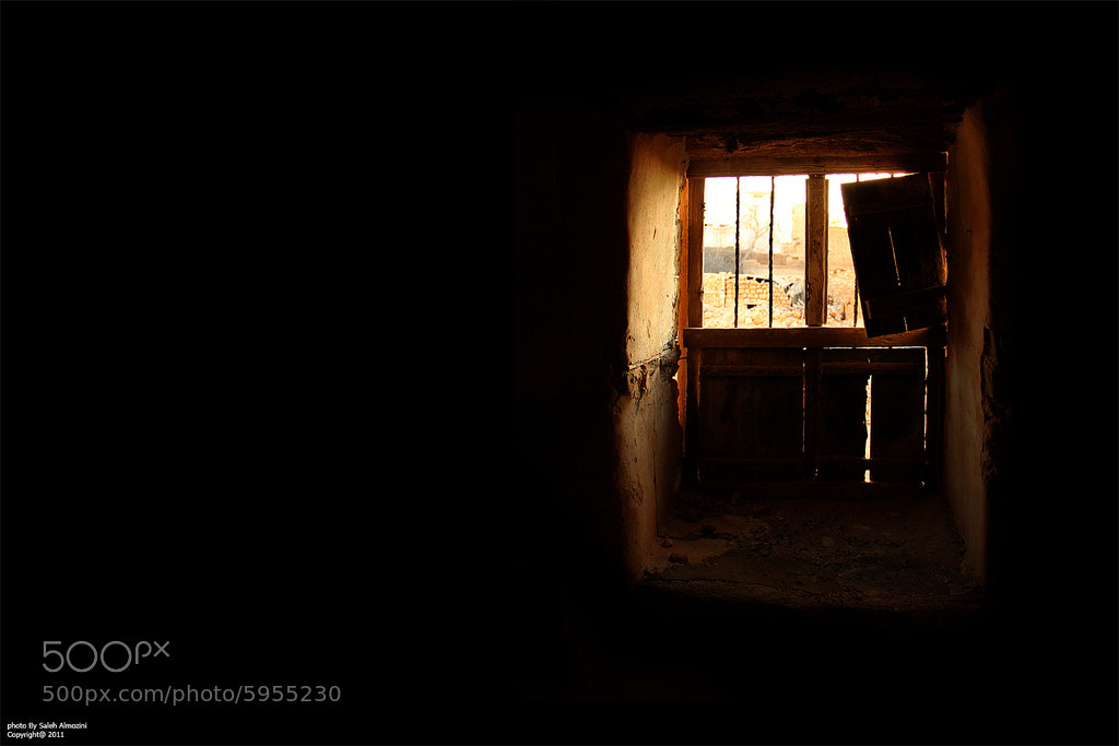 Photograph The window is very by saleh almozini on 500px