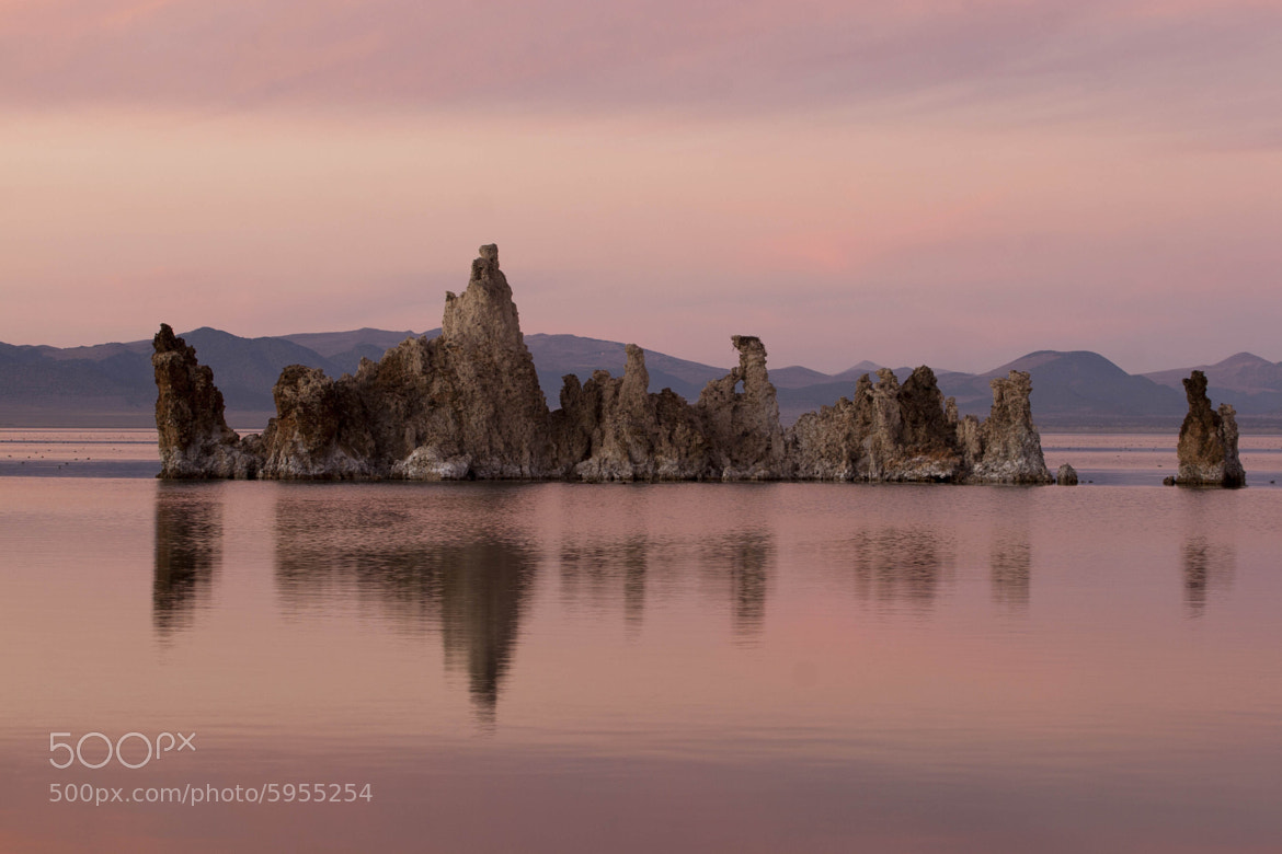 Photograph Mono Lake by Bill Cunningham on 500px