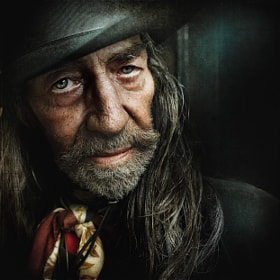 Untitled by Lee Jeffries on 500px.com