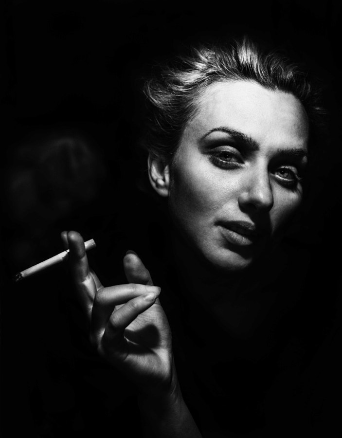 Mrs reed by betina la plante on 500px