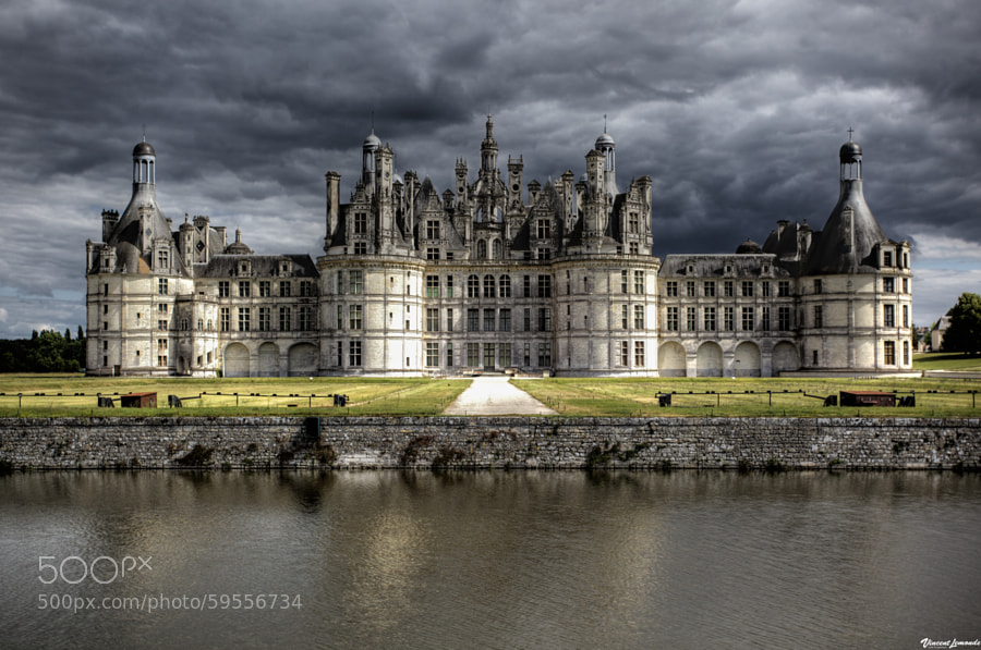 Photograph Chateau de Chambord - Sologne - FRANCE by Vincent Lemonde  on 500px