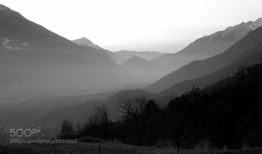 Photograph Valtellina by Emi Pi on 500px
