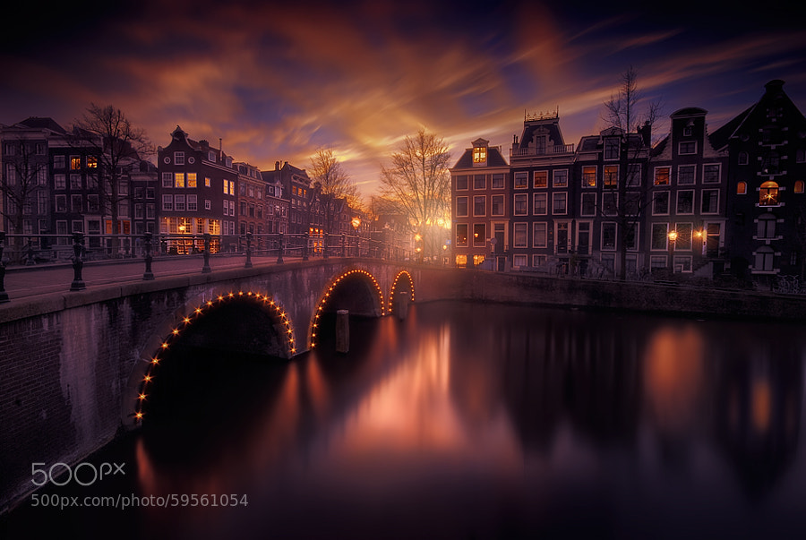 Photograph Keizersgracht - Amsterdam by Iván Maigua on 500px