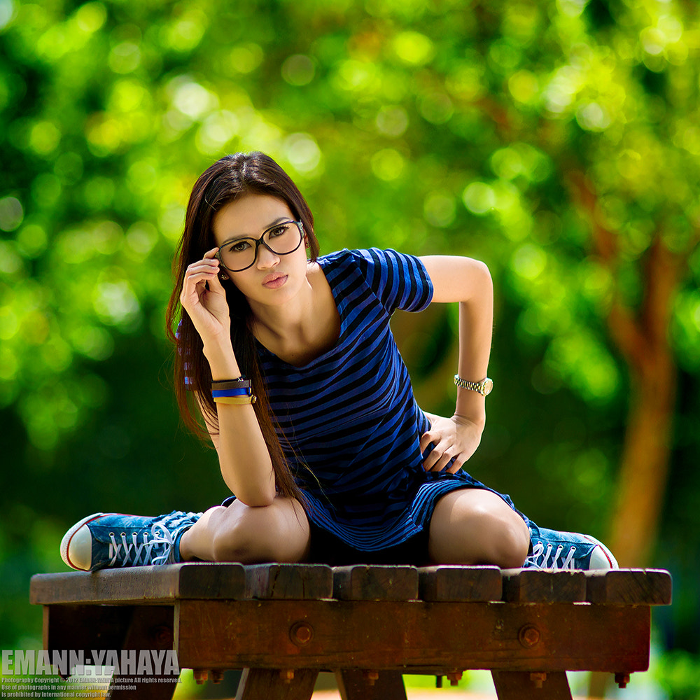 Photograph Ayunee Azmee Casual #3 by Emann Yahaya on 500px