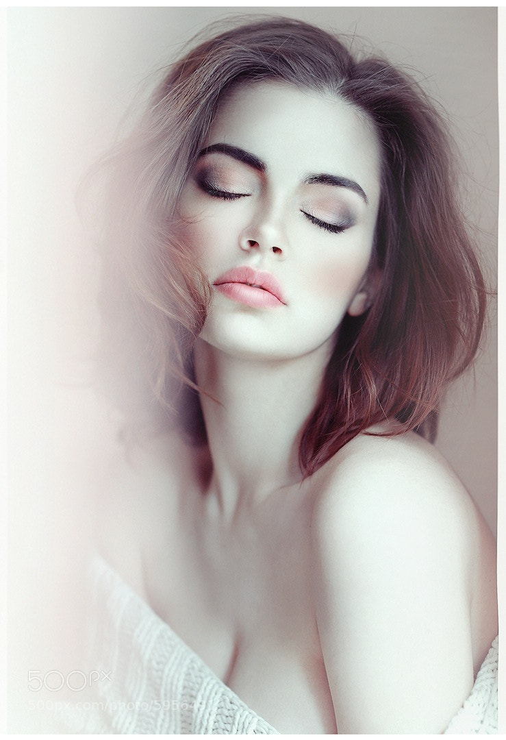 Photograph Lida by Lena Dunaeva on 500px