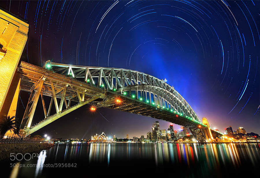 Photograph Light Rhythm of Sydney by AtomicZen : ) on 500px