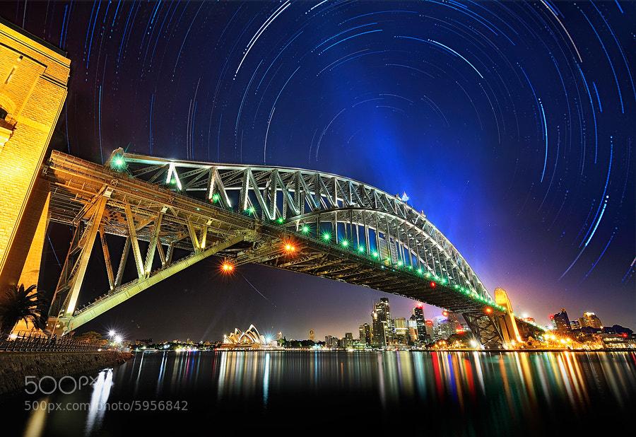 Photograph Light Rhythm of Sydney by AtomicZen : ) on 500px