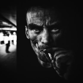 Manchester City Centre by Lee Jeffries (LeeJeffries)) on 500px.com