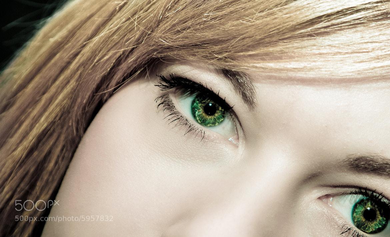 Photograph Pretty Green by Daniel Boardley on 500px