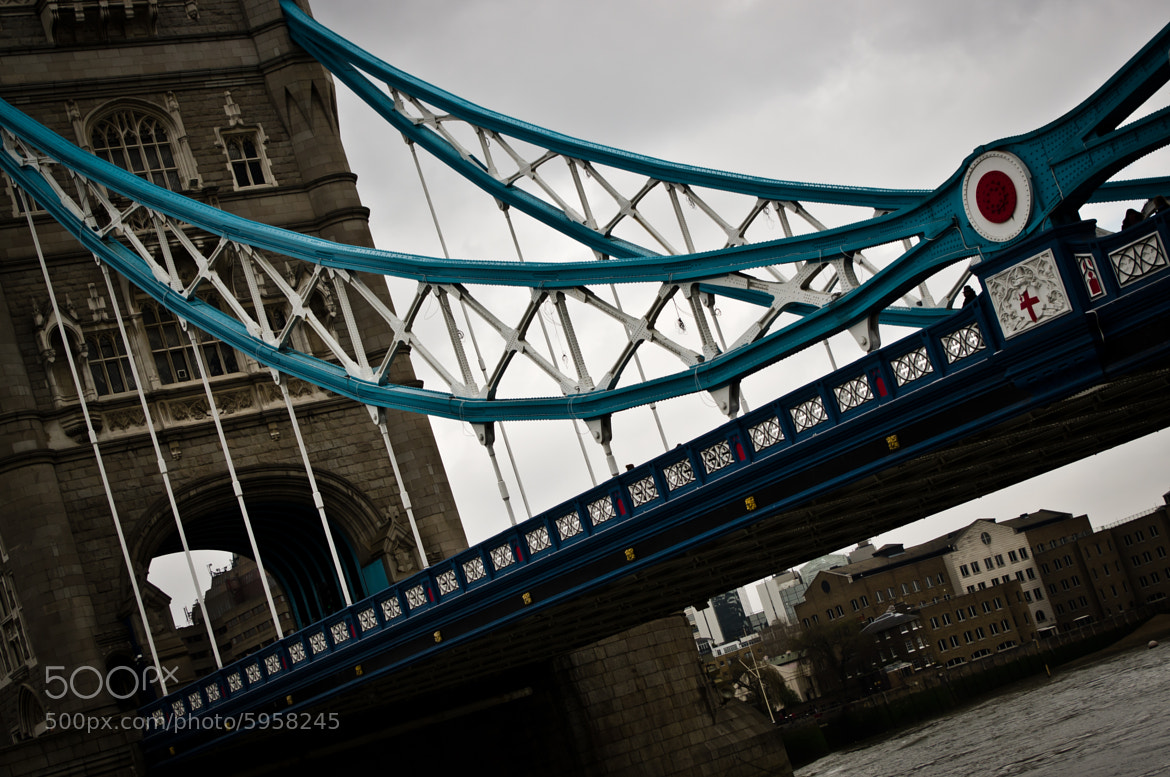 Photograph London Bridge by Alexandra Vaughan on 500px