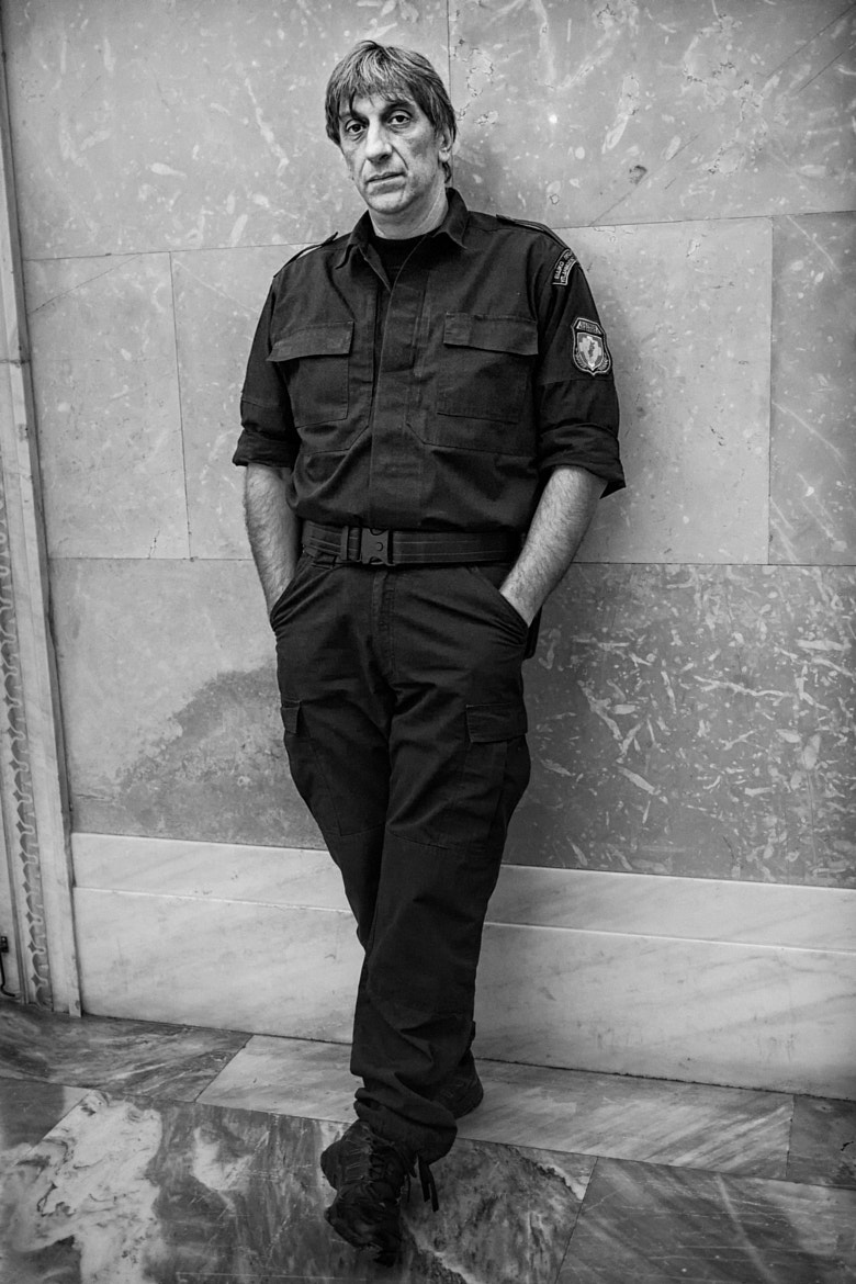 Photograph Museum guard! by Ali Rahmati on 500px