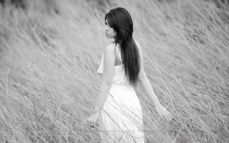 Photograph The Girl by Tawan Chaisom on 500px