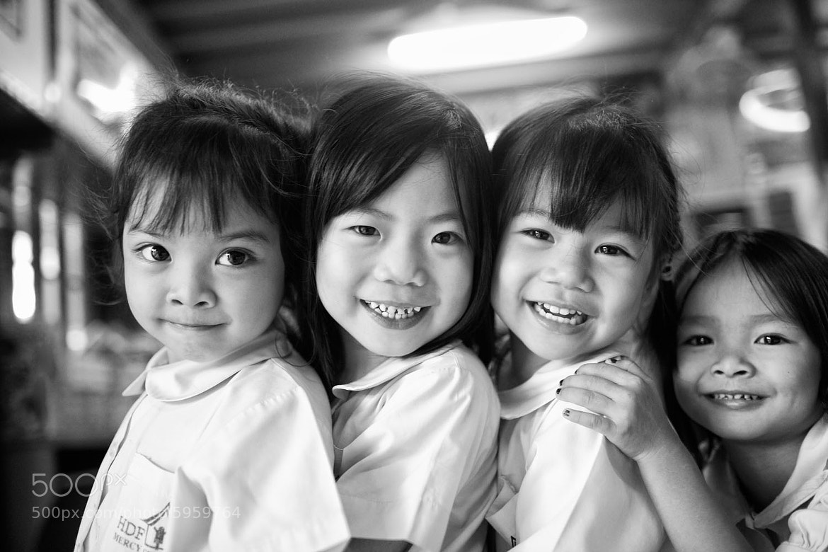 Photograph schools kids II by Ian Taylor on 500px