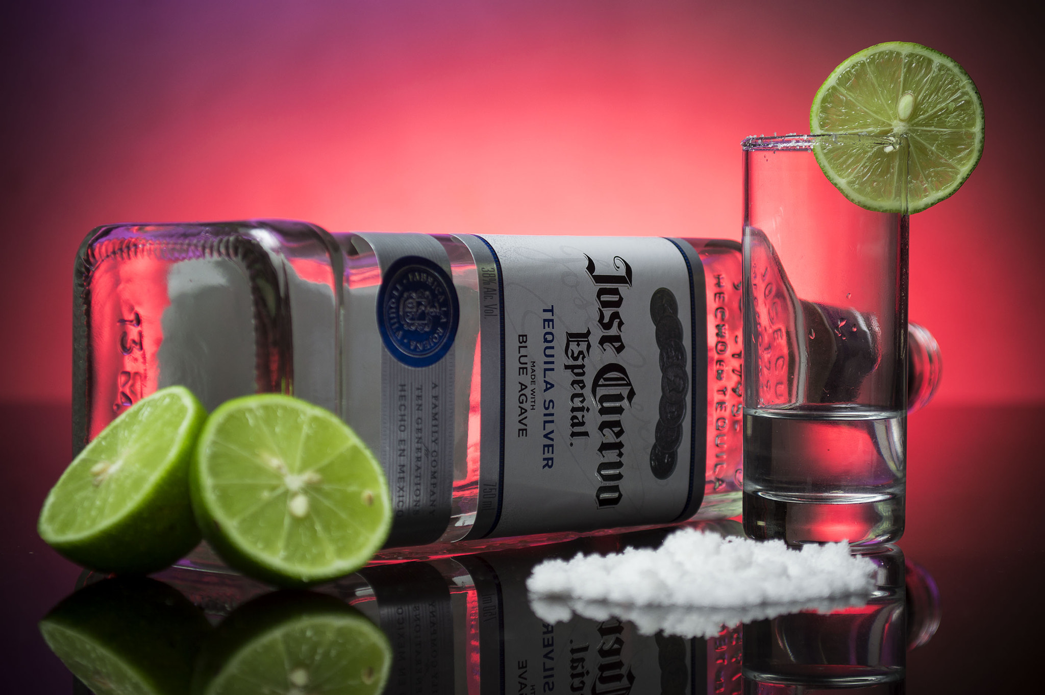 Photograph Tequila José Cuervo by Schubert Castro on 500px