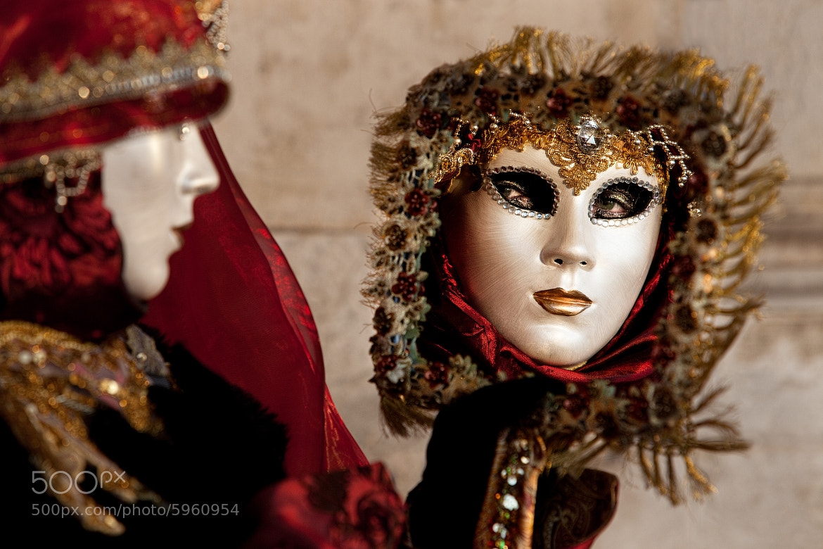 Photograph Venice Carnival 2012 #9 by David Nightingale on 500px