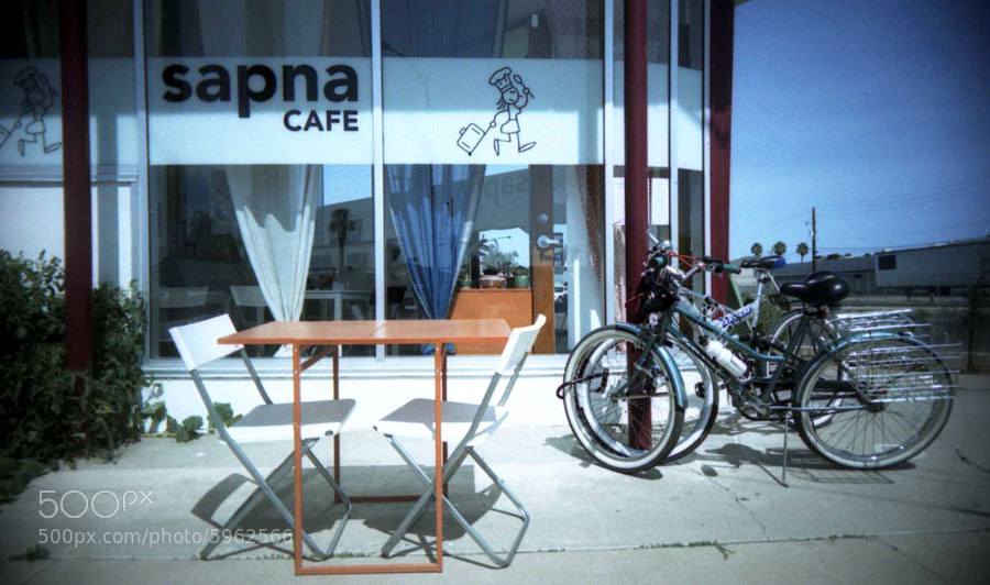 Photograph Sapna Cafe by Steve Maniscalco on 500px