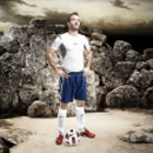 Постер, плакат: NIKE Rafael van der Vaart Photographer Chris Lawrence