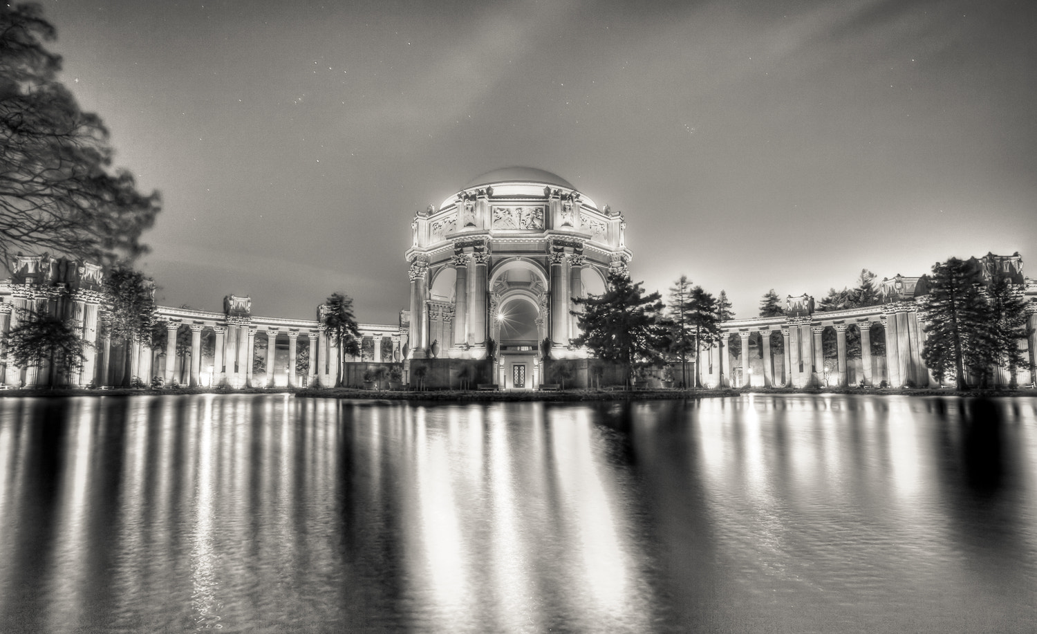 Photograph Palace of Fine Arts by Carlos Lopez on 500px