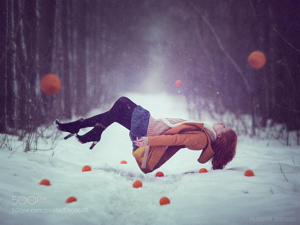Photograph snow... by Vladimir Shipulin on 500px