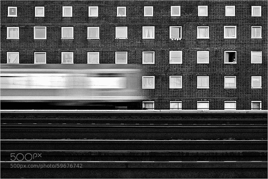 Photograph passing through by Kai Ziehl on 500px