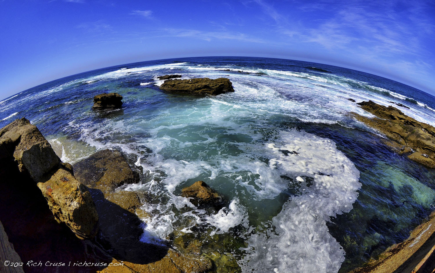 Photograph La Jolla, CA March 20, 2012 by Rich Cruse on 500px