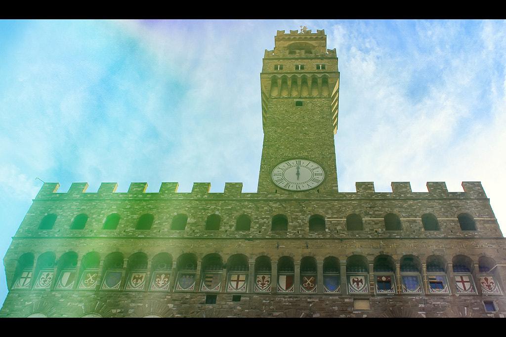 Photograph Florence - Palazzo Vecchio by Marco Ciofalo Digispace on 500px