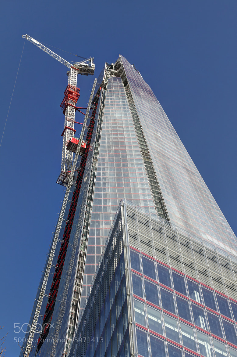 Photograph The Shard by Harry Ball on 500px