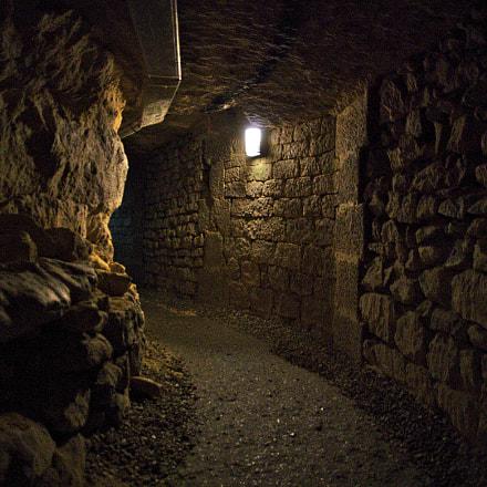Descente aux catacombes