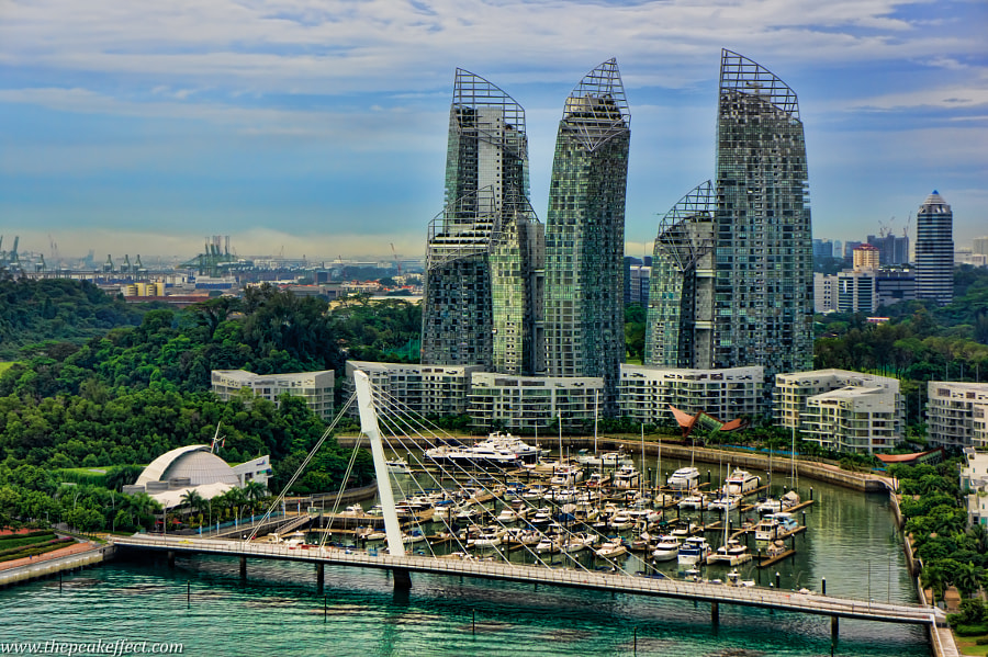 Keppel Marina by Donato Scarano on 500px.com