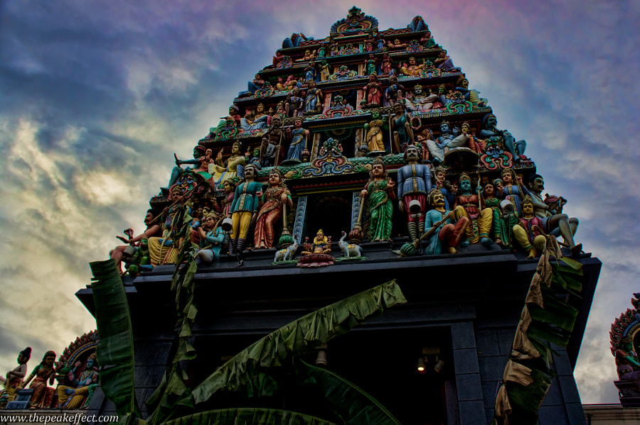 Sri Veeramakaliamman by Donato Scarano on 500px.com