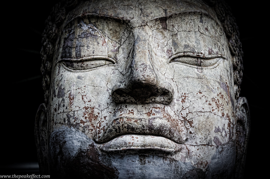 Buddha by Donato Scarano on 500px.com