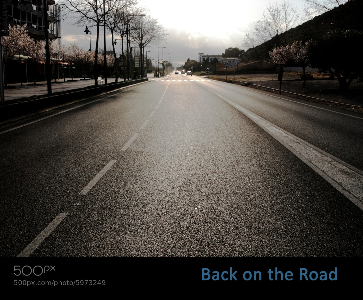 Photograph Back on the road by Geert Van der Straeten on 500px