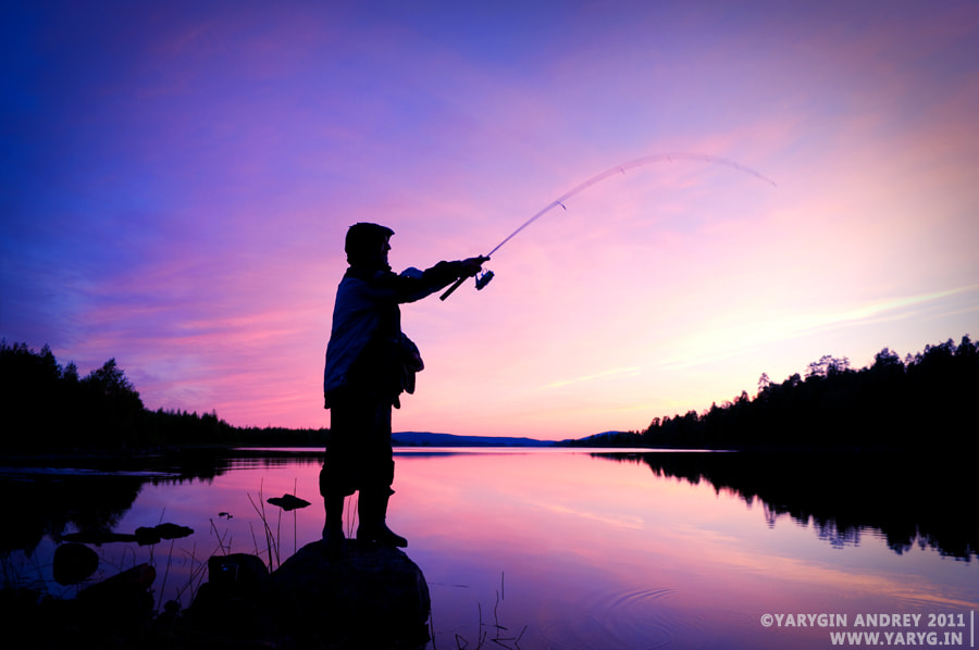 Photograph Fisherman by Andrey Yarygin on 500px