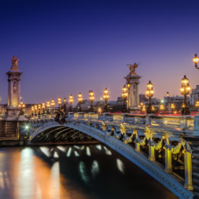 Pont Alexandre III by Jubu Photographie (jubu-photographie)) on 500px.com