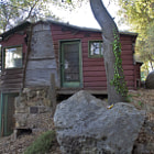 Built in 1929 this log cabin is a piece of Santa Barbara history.  This cabin was built in the Painted Cave area, which was inhabited by the Chumach Indians, one of California's largest tribes. http://www.santaynezchumash.org/history.html