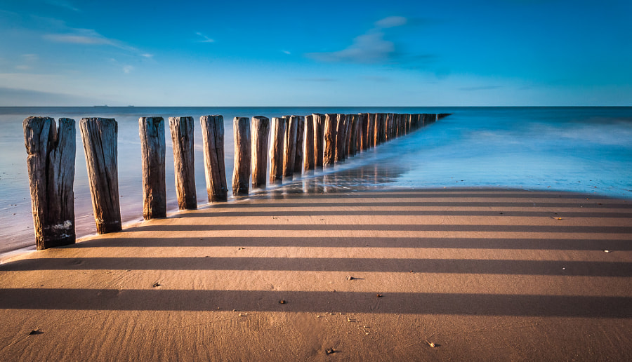 Cadzand beach by Rudy Denoyette on 500px.com