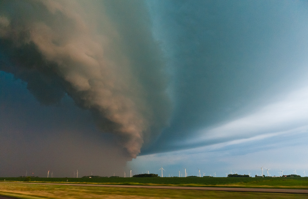 Photograph The Storm by Greg Hines on 500px