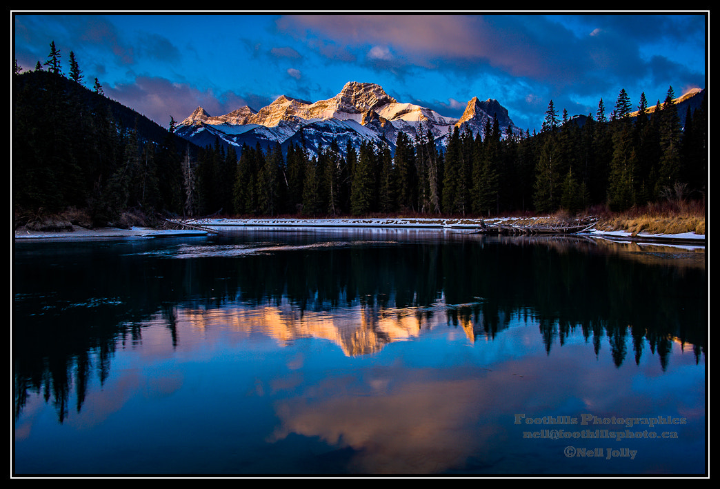 Photograph Sunrise at the Oxbow by Neil Jolly on 500px