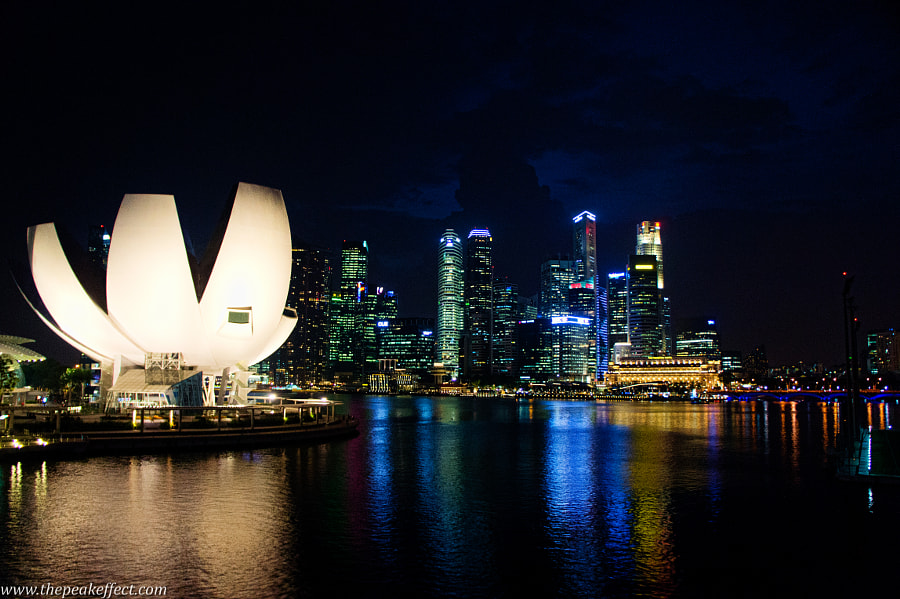Marina Bay by Donato Scarano on 500px.com