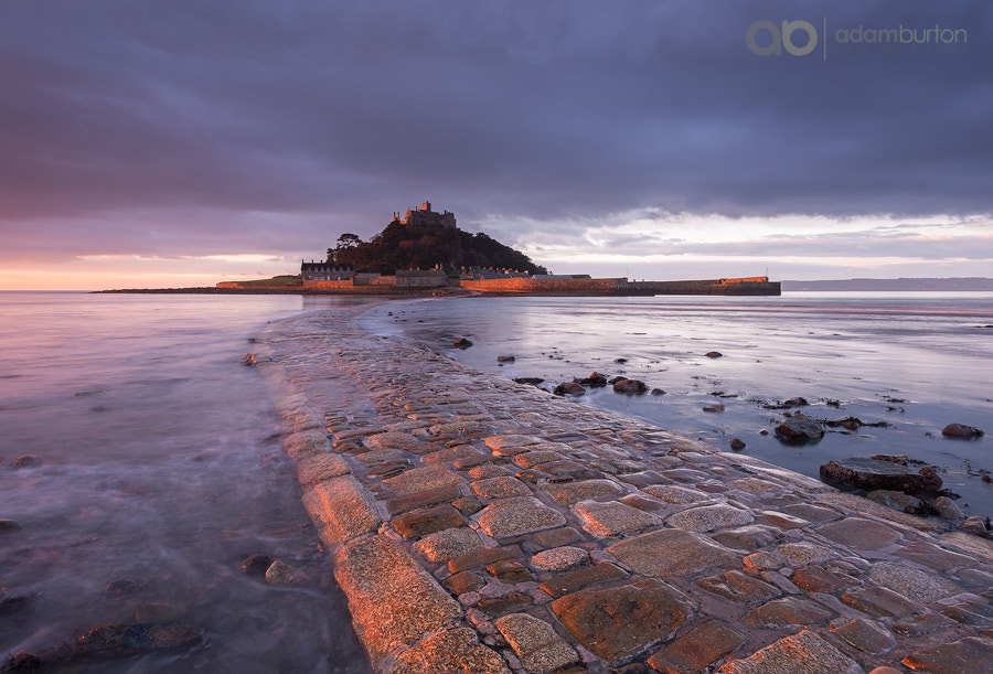 Photograph St Michael's Mount by Adam Burton on 500px