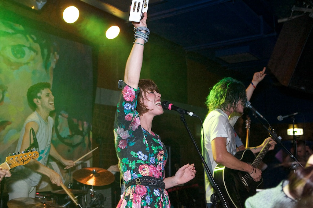Photograph Grouplove // Sheffield Leadmill by Carl Spring on 500px