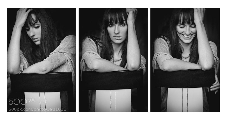 Photograph Elodie by Raphael Brigliadori on 500px