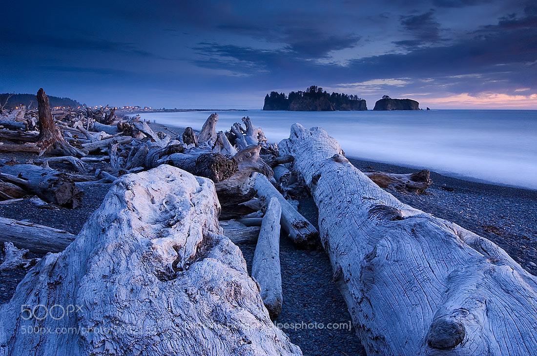Photograph Rialto Beach by Antoine Berger on 500px