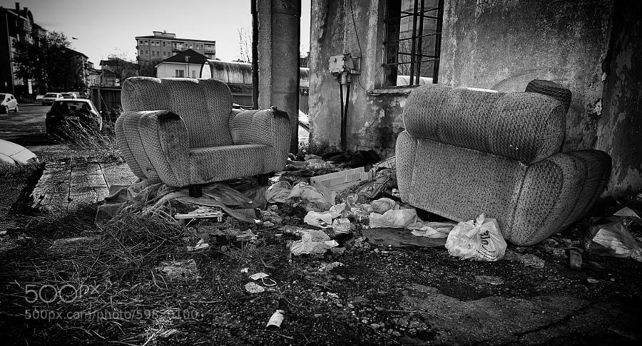Photograph Salotto by Filiberto Maida on 500px