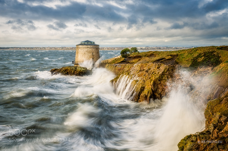 Photograph Martello Tower by Rafal Ró?alski on 500px